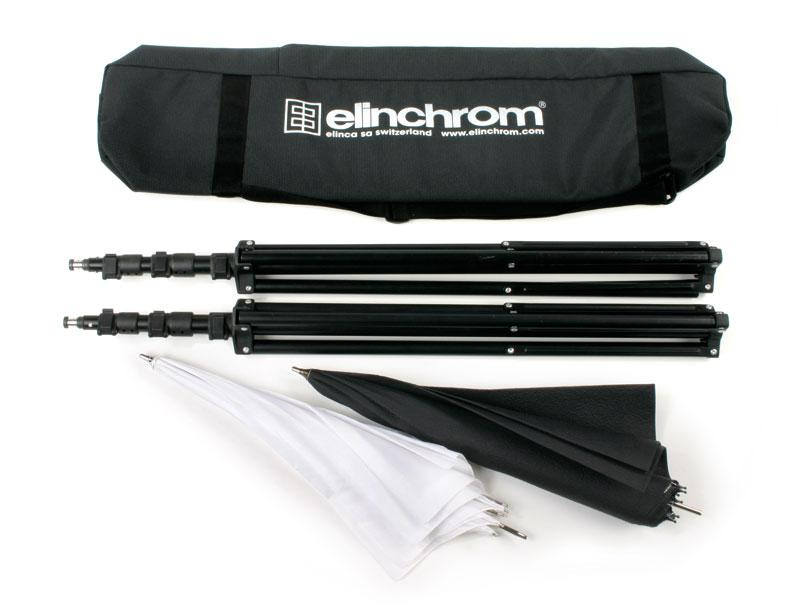 картинка Комплект Elinchrom D-Lite RX ONE Umbrella Set от магазина Ultra-mart