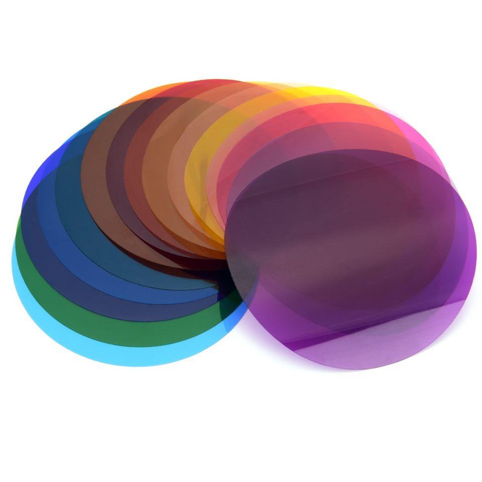цветные светофильтры для фотографии говорят том, что