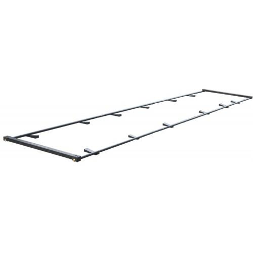 картинка Рельсы Proaim 12ft Aluminum Track Black от магазина Ultra-mart