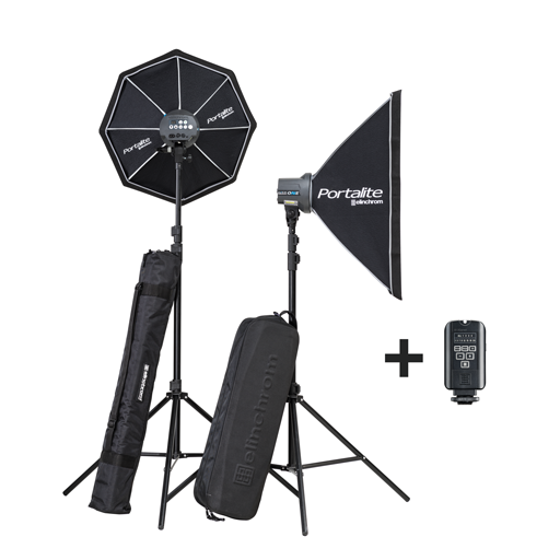 картинка Комплект D-Lite RX ONE 100/100 softbox Elinchrom от магазина Ultra-mart
